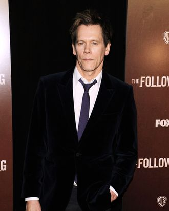 Actor Kevin Bacon attends