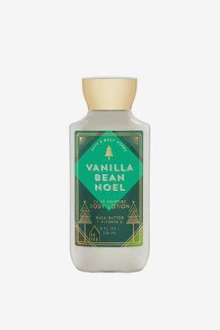 Bath & Body Works Signature Collection Body Lotion in Vanilla Bean Noel