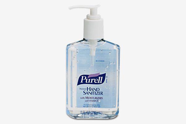Purell Advanced Hand Sanitizer Refreshing Gel, 8 Ounce
