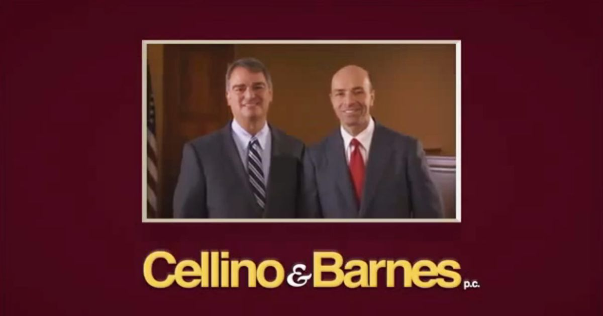 Cellino And Barnes Are Reportedly Splitting Up