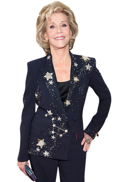 Interview with :   Jane Fonda, Actress, Writer, Political Activist, Former Fashion Model and Fitness Guru on Youth, S