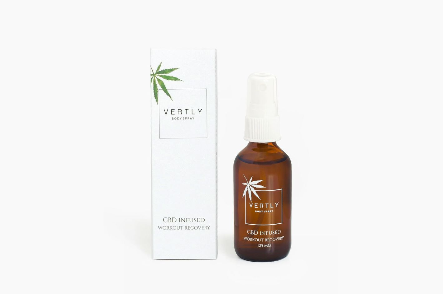 Vertly Cooling Workout Recovery Body Spray