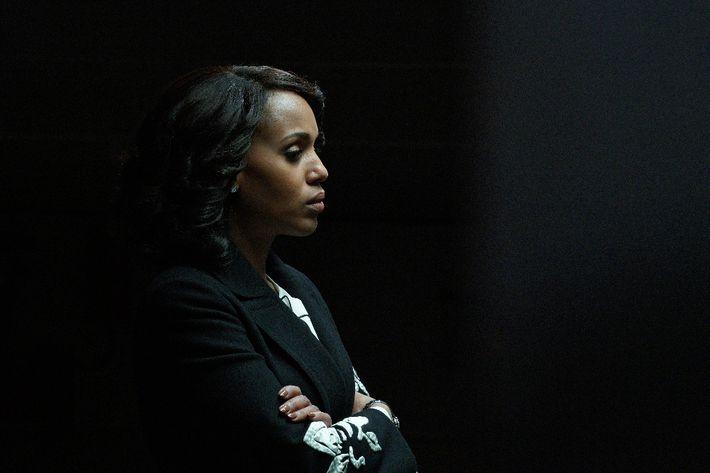 Scandal's ratings dropped 34 percent this season. Photo: Richard  Cartwright/ABC