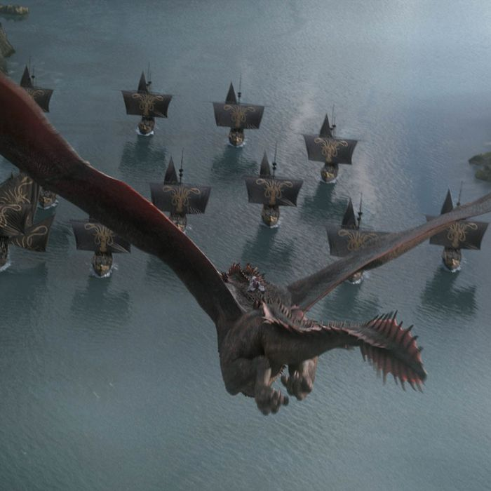 Image result for game of thrones 8 dragon died