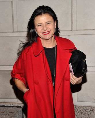 NEW YORK, NY - JANUARY 17: Actress Tracey Ullman attends the