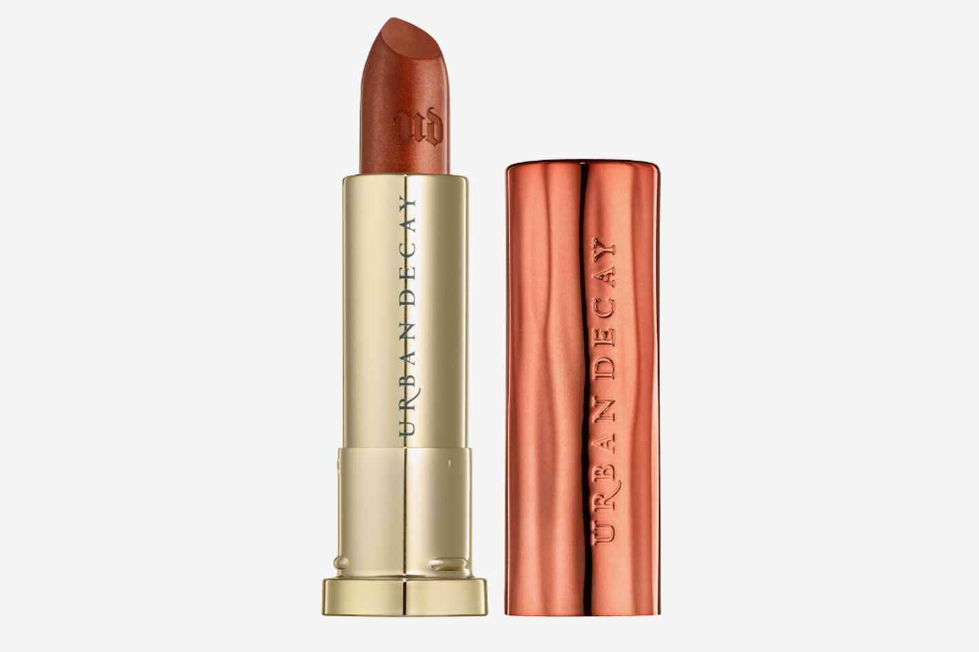 Naked Heat Vice Lipstick Scorched