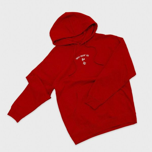 Welcome to Chinatown Wo Hop x Made in Chinatown Hoodie