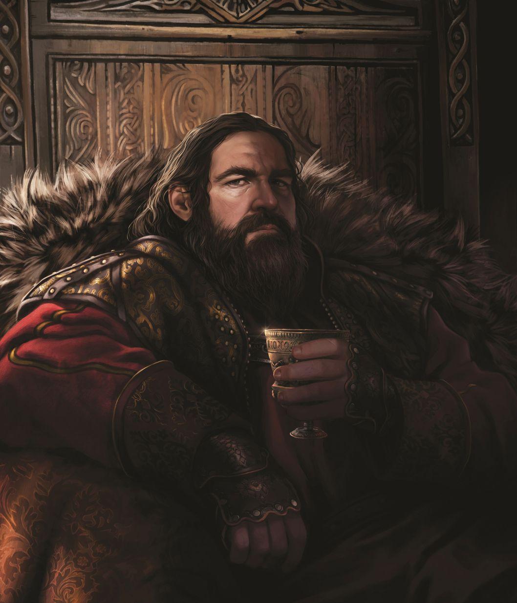 Robert Baratheon: Excerpt: New Game Of Thrones Compendium -- Vulture