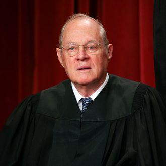 USA - Politics - Supreme Court Justice Group Photo