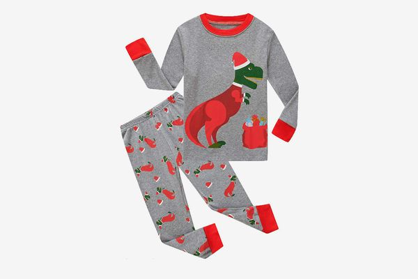 Family Feeling Little Boys Pajamas Set