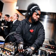 Questlove==         The BA Kitchen Opens==         BA Kitchen, NYC==         November 16, 2011==         ? Patrick McMullan==         Photo - RYAN MCCUNE/ PatrickMcMullan.com==         ==