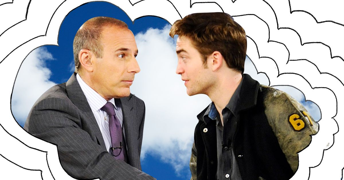 I Think About This a Lot: The Time Robert Pattinson Blatantly Lied on the Today Show