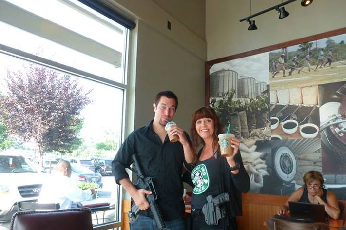 Gun owners plan to respectfully ignore request to for Who are the owners of starbucks