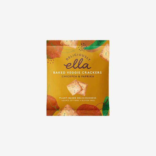 Deliciously Ella Baked Veggie Crackers