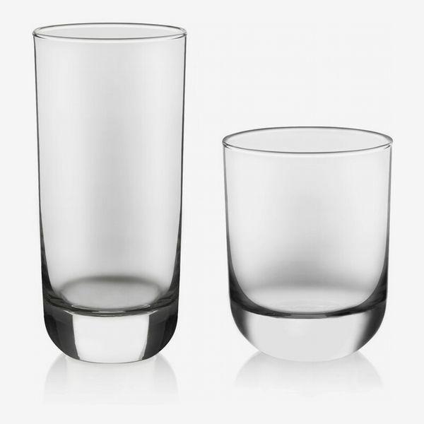 Libbey Polaris 16-Piece Assorted Glassware (Set of 16)
