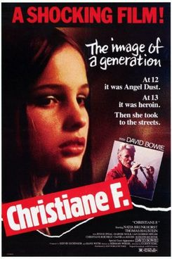 Christiane F. Movie Poster