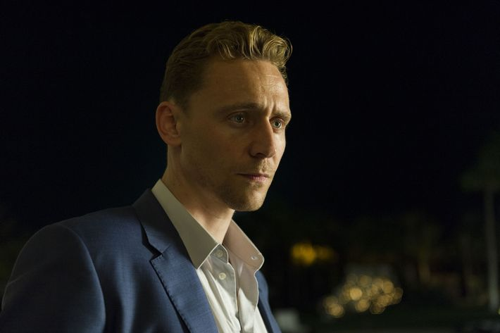 Tom Hiddleston as Jonathan Pine; single- The Night Manager _ Season 1, Episode 6- Photo Credit: Des Willie/AMC