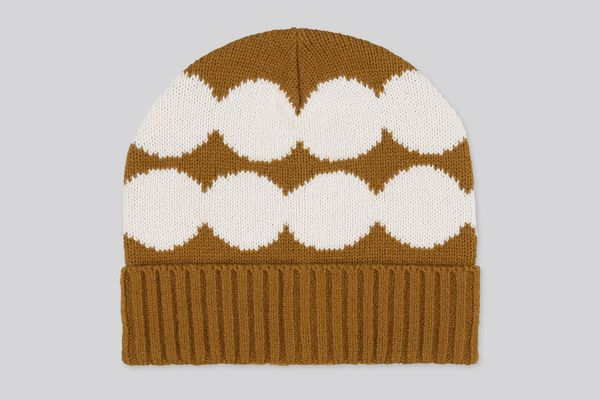 Uniqlo Women's Marimekko Heattech Knitted Cap