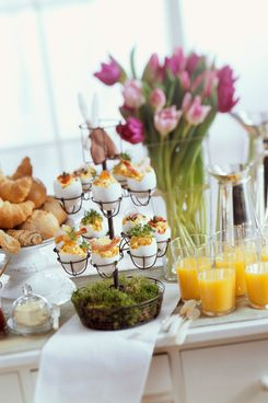 breakfast parties are a hosting gateway drug