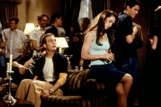 CAN'T HARDLY WAIT, Ethan Embry, Jennifer Love Hewitt, 1998, (c)Columbia Pictures/courtesy Everett Collection