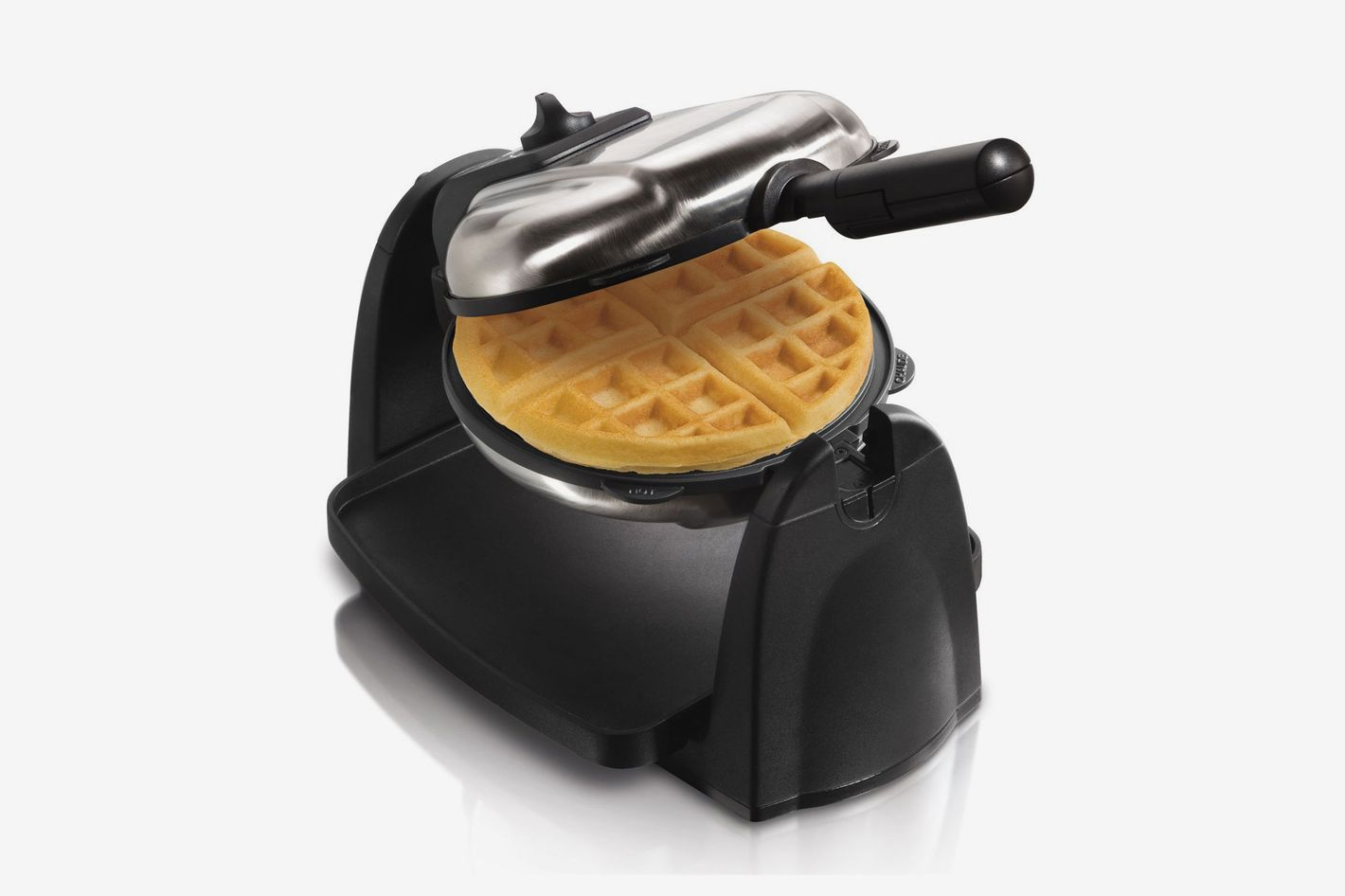 Hamilton Beach Flip Belgian Waffle Maker With Removable Plates