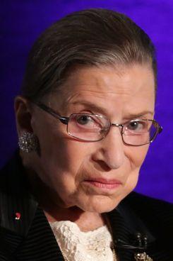 Ruth Bader Ginsburg, the consummate judge.