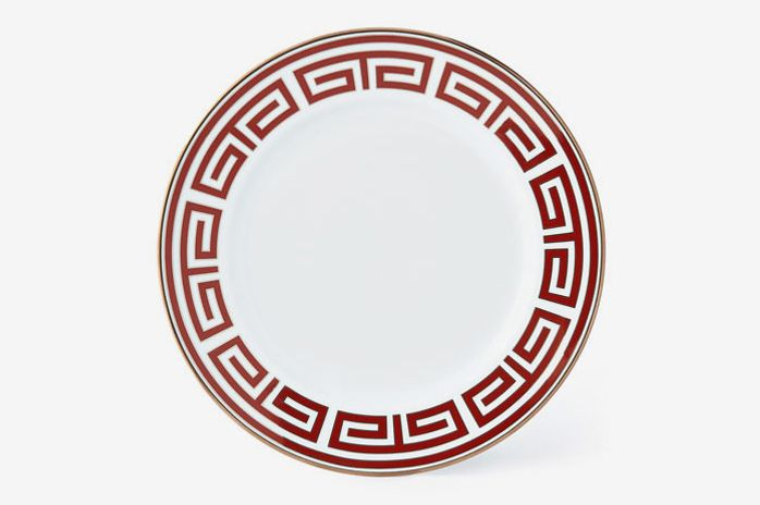 Richard Ginori 1735 Labirinto Rust Dinner Plate