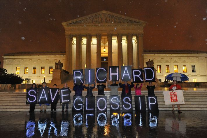 Emergency Rally For Richard Glossip