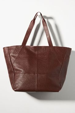 Anthropologie Everyday Leather Tote Bag