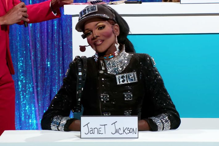 7069ad1cfe RuPaul s Drag Race   Every Snatch Game Impression