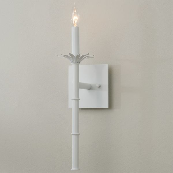Shades of Light Bamboo Stick Sconce