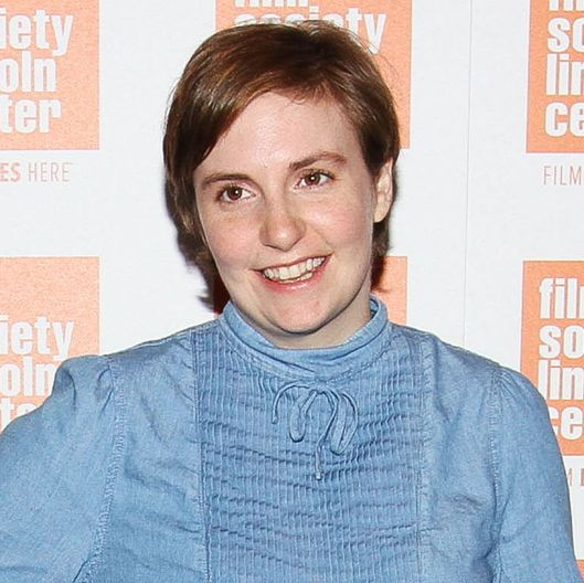 The Film Society Of Lincoln Center Presents An Evening With Judd Apatow And Lena Dunham