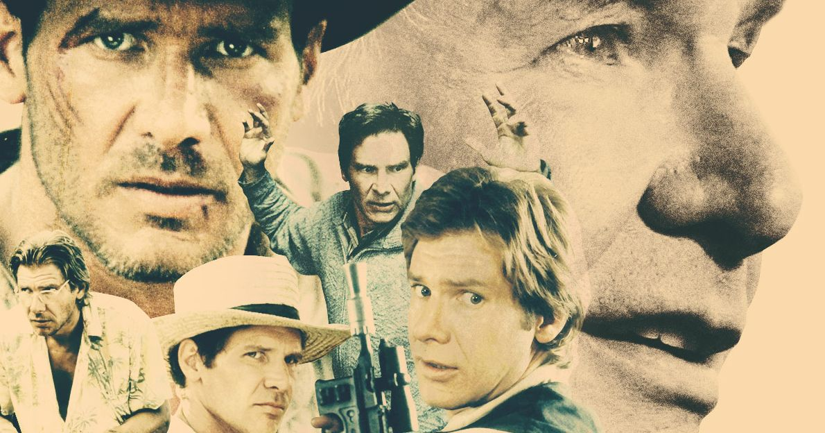 Every Harrison Ford Movie Ranked From Worst To Best