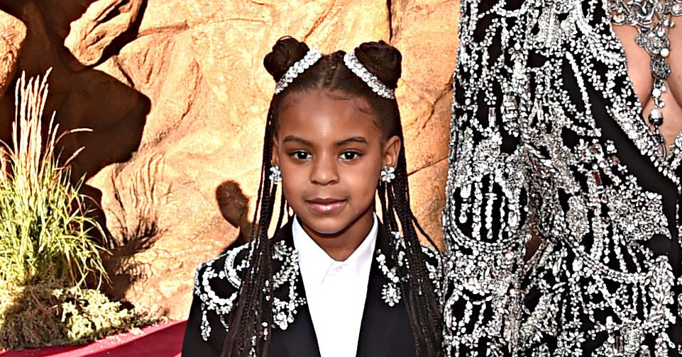 Blue Ivy Carter Wins 2019 BET Soul Train Songwriting Award