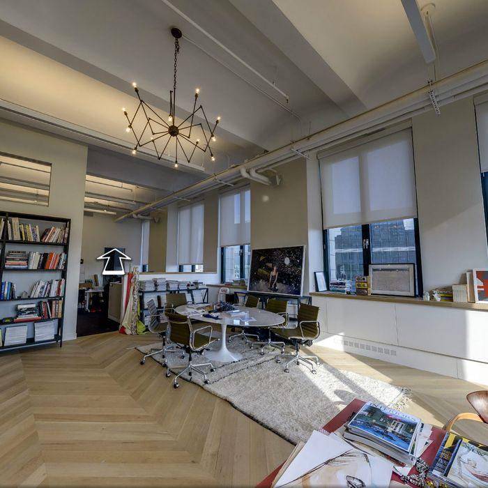 Jenna Lyons's office.