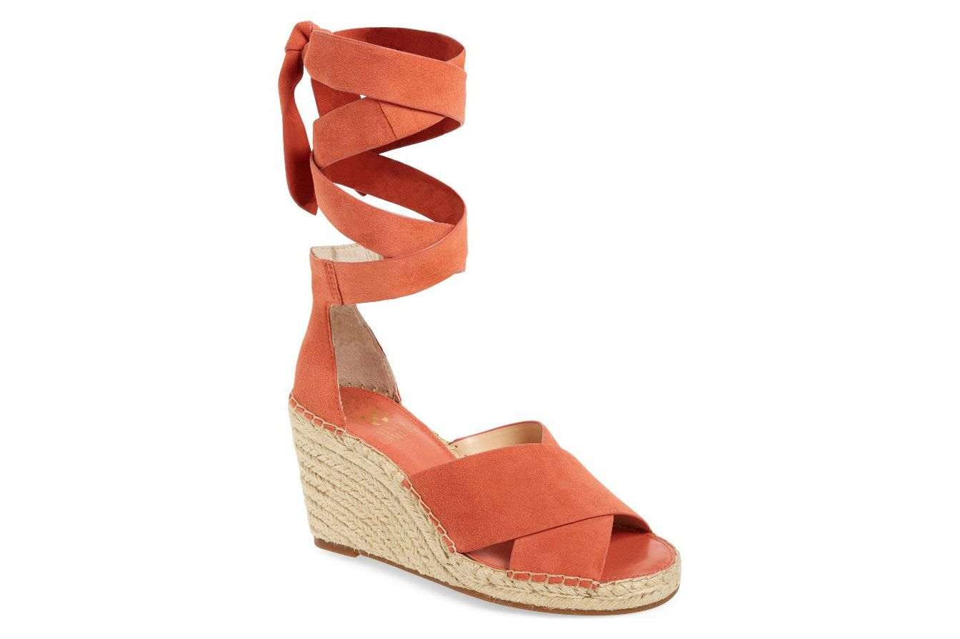 Vince Camuto Leddy Wedge Sandal