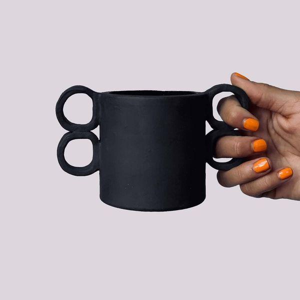Lolly Lolly Ceramics Mug Clay Matte