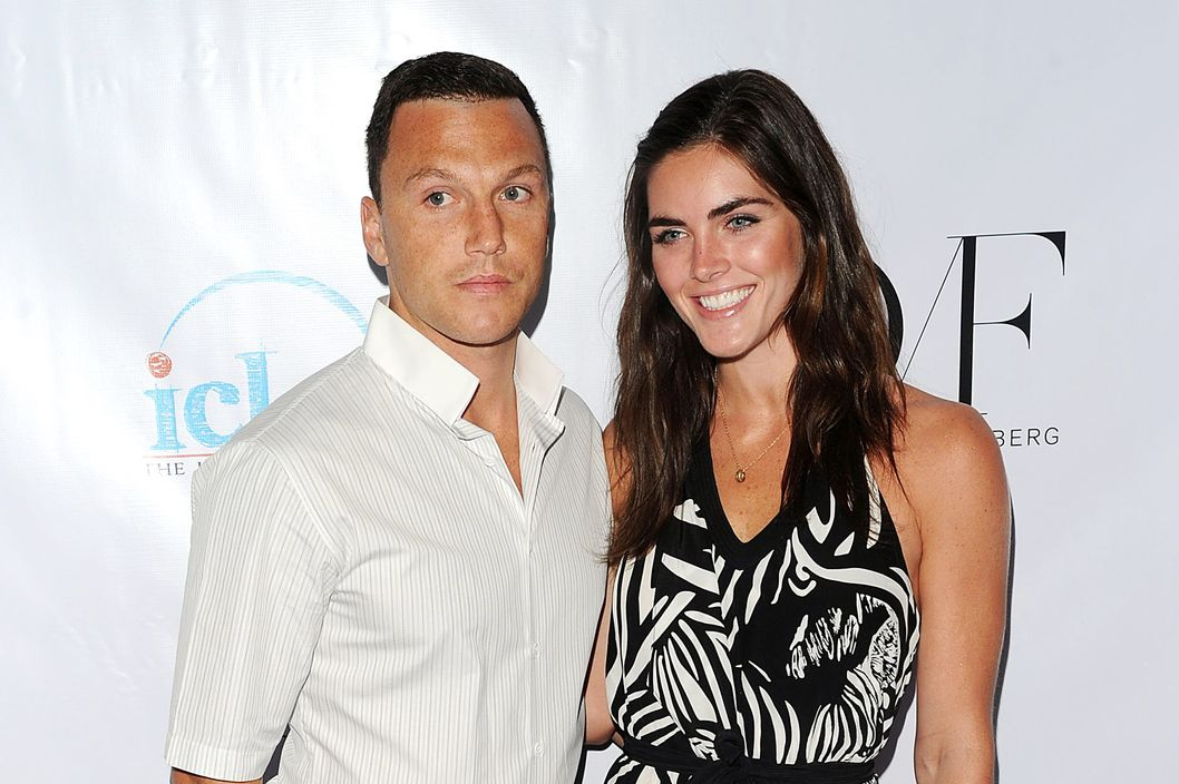 NEW YORK - JUNE 15:  Sean Avery and Hilary Rhoda attend the 2010 Institute for Civic Leadership spring benefit at the Diane von Furstenberg Studio on June 15, 2010 in New York City.  (Photo by Andrew H. Walker/Getty Images) *** Local Caption *** Sean Avery;Hilary Rhoda