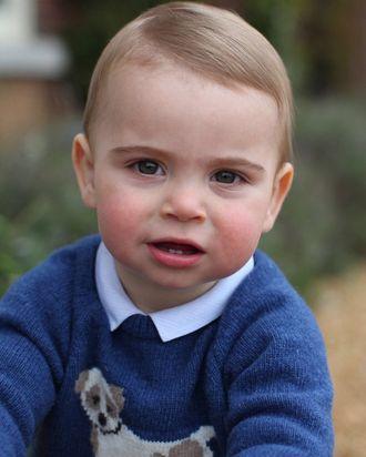 Prince Louis.