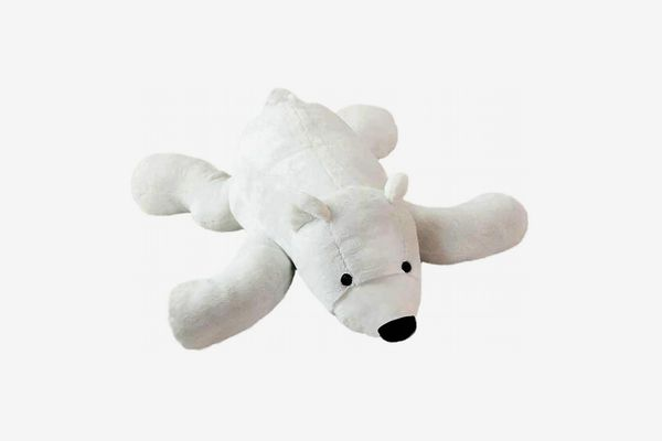 Giant Polar-Bear Plush Cushion (100 cm.)