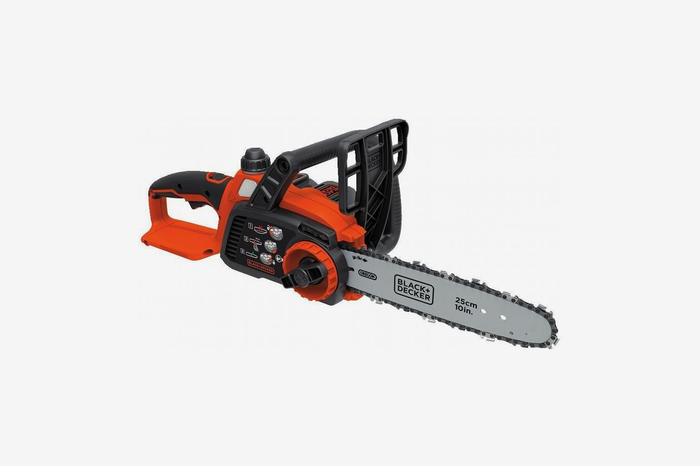 Black & Decker LCS1020 20V Max Lithium Ion 10-Inch Chainsaw