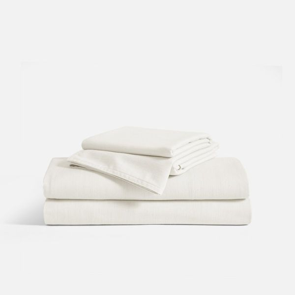 Brooklinen Heathered Cashmere Core Sheet Set