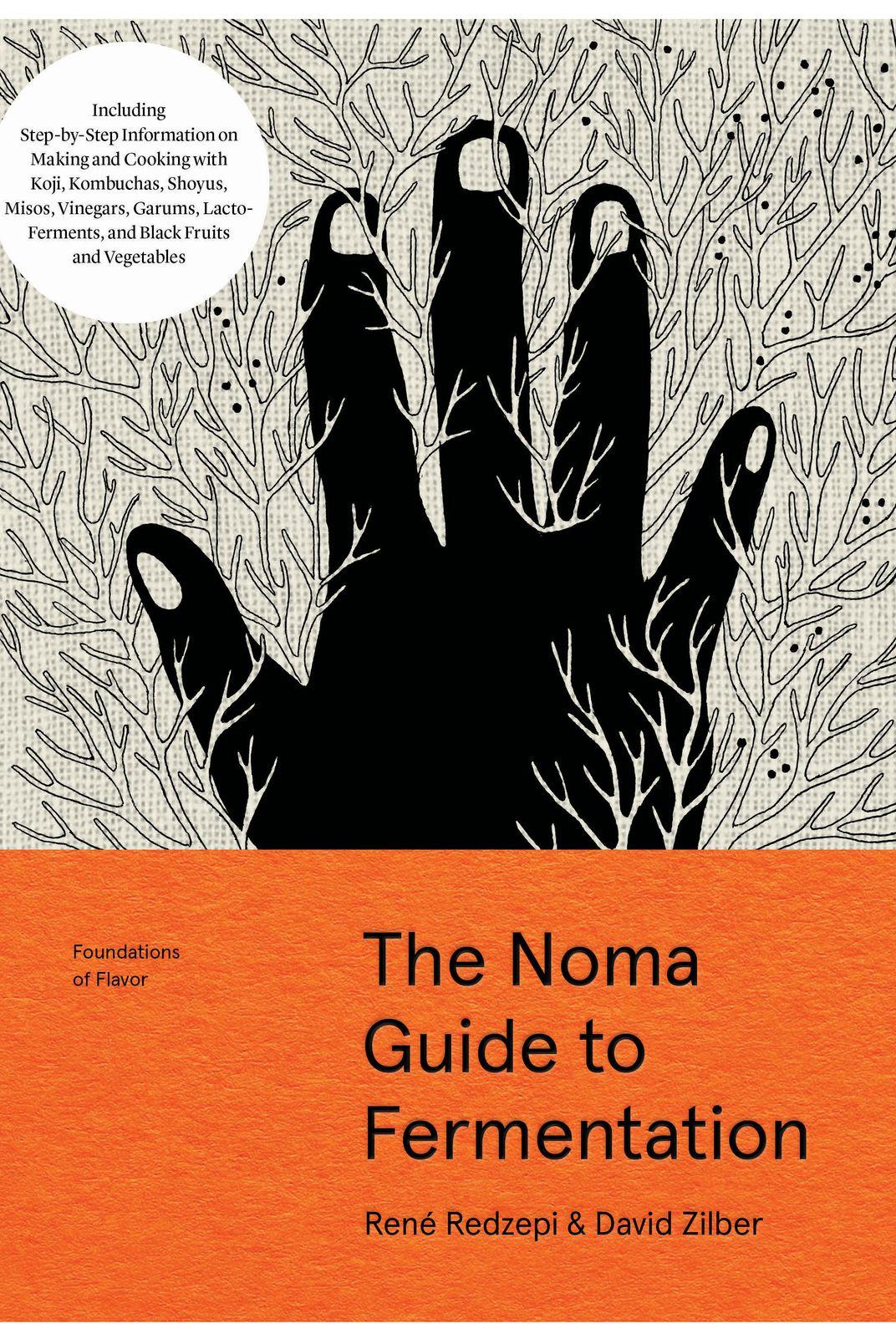 5. <em>The Noma Guide to Fermentation</em>, by René Redzepi and David Zilber