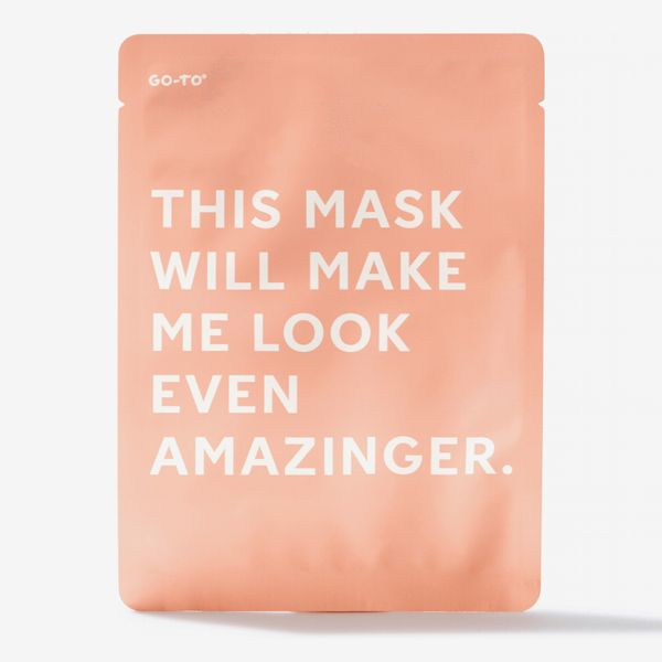 Go-To Transformazing Sheet Mask