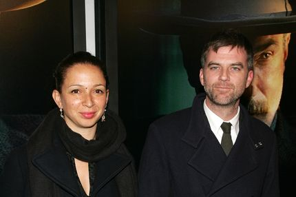 "NEW YORK - DECEMBER 10:  Director Paul Thomas Anderson (R) and actress Maya Rudolph arrive at Paramount Vantage Presents The Premiere Of ""There Will Be Blood"" at the Ziegfeld Theater December 10, 2007 in New York City.  (Photo by Bryan Bedder/Getty Images) *** Local Caption *** Paul Thomas Anderson;Maya Rudolph"