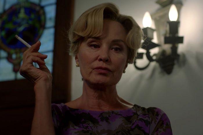 Jessica Lange as Constance Langdon.