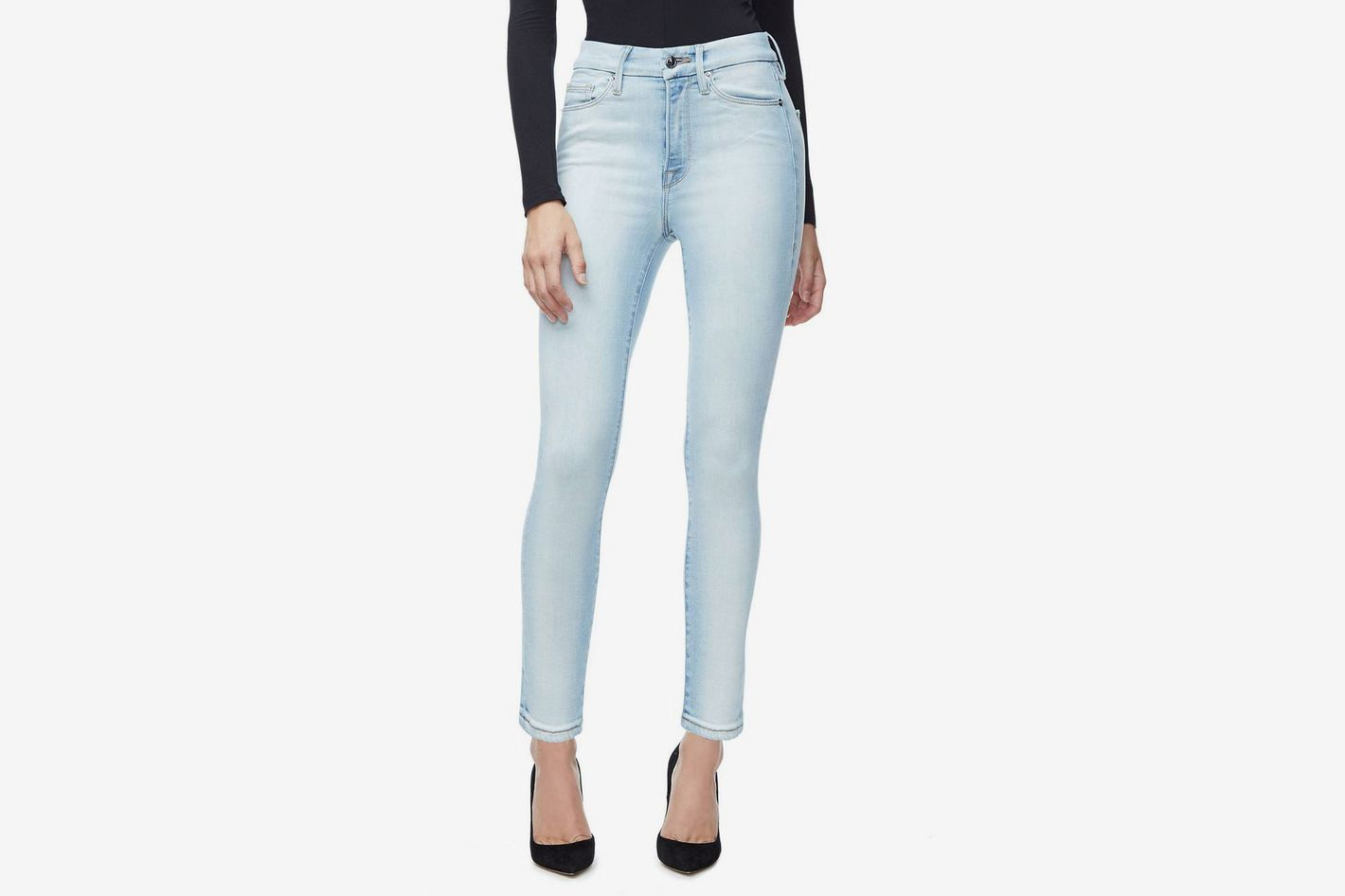 79bb5505e1a Good American Good Waist Skinny Jeans at Nordstrom. Buy