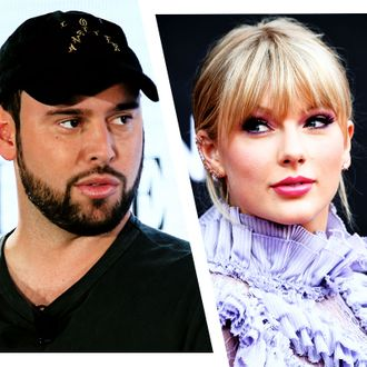 The Scooter Braun Drama With Taylor Swift, Explained
