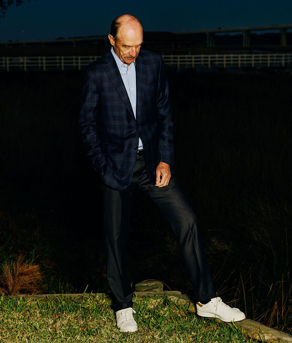 Stan Smith Knows You Think He s Just a Sneaker cc6ee8ee5e760