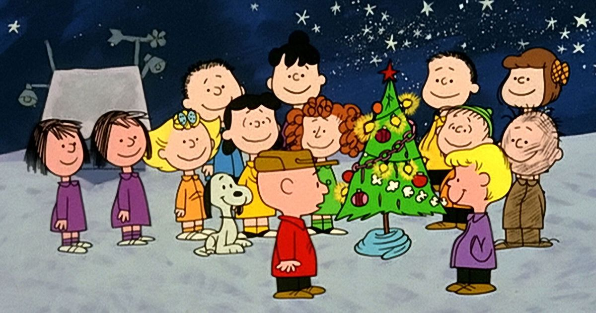 all 45 peanuts specials ranked - Peanuts Christmas Special
